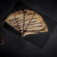 Палачинка с шоколад и кокос