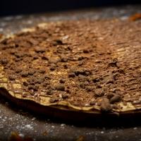 Палачинка с шоколад и бисквити
