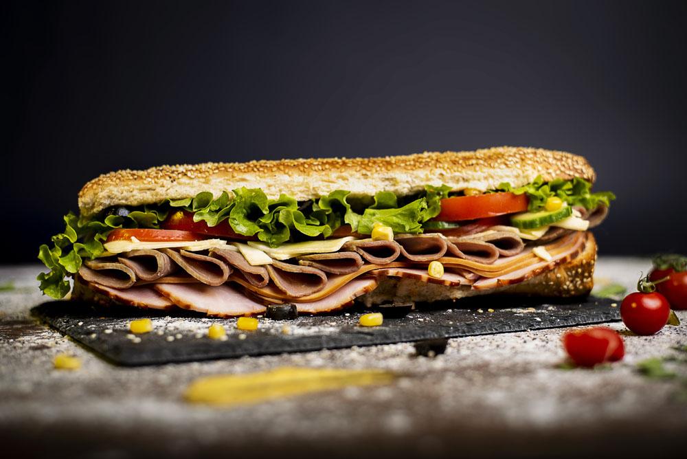 Сандвич мега мийт