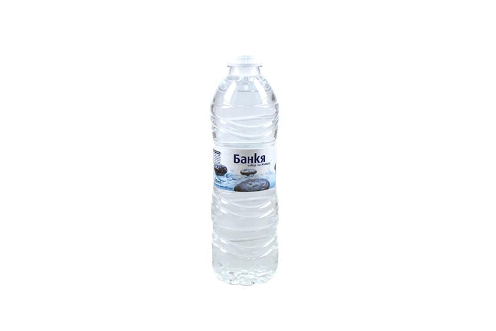 Минерала вода Банкя 500мл