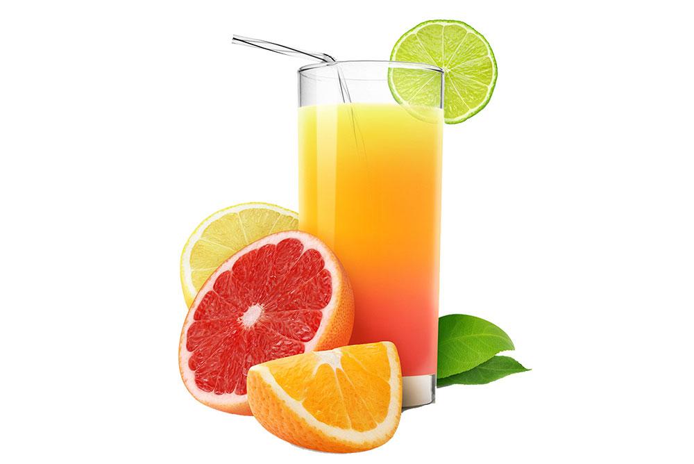 Фреш портокал и грейпфрут
