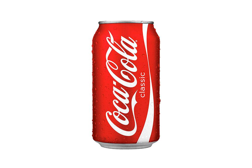 Кока Кола Кен 330мл